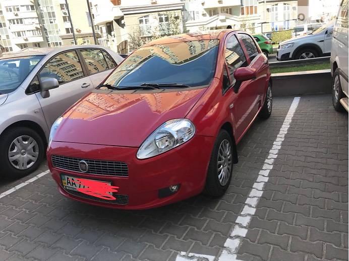Fiat Punto 2010 в Киеве