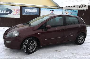 Fiat Punto 2012 в Ивано-Франковске