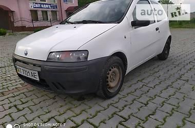Fiat Punto 2001 в Ивано-Франковске