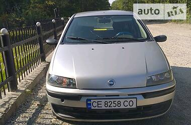 Fiat Punto 2002 в Хотине