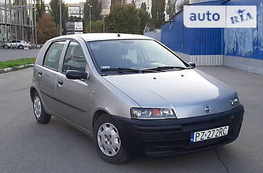 Fiat Punto 2001 в Киеве