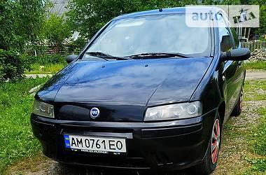 Хэтчбек Fiat Punto 2000 в Житомире