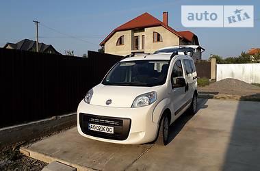 Fiat Qubo пасс. 2011 в Ужгороде