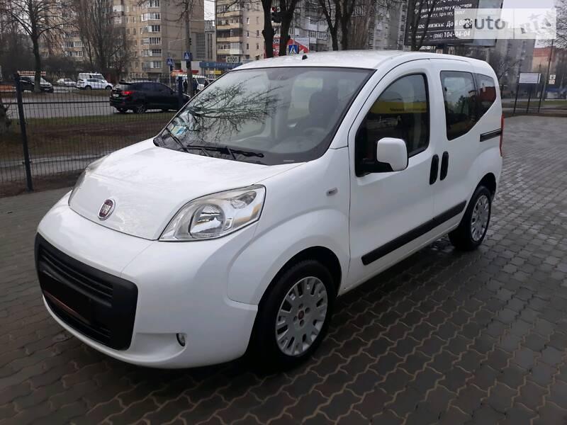Fiat Qubo пасс. 2011 в Луцке