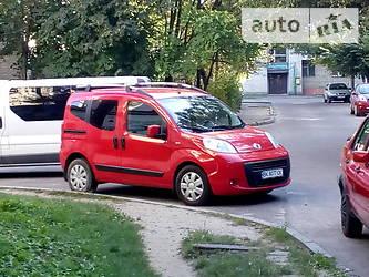 Мінівен Fiat Qubo пас. 2010 в Львові