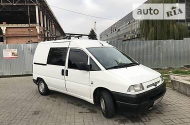 Fiat Scudo груз.-пасс. 2001 в Ивано-Франковске
