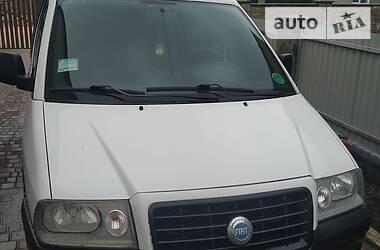 Fiat Scudo груз.-пасс. 2004 в Шумске