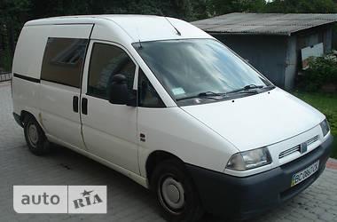 Fiat Scudo груз. 1998 в Самборе