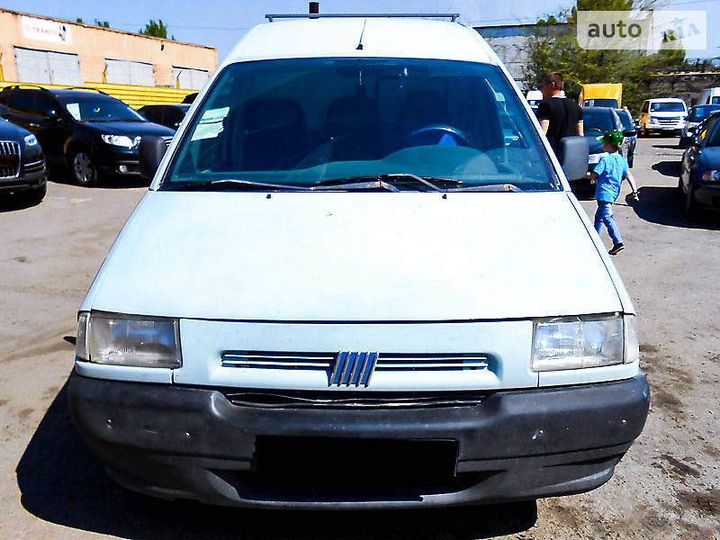 Fiat Scudo груз. 1996 в Запоріжжі