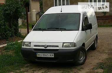Fiat Scudo груз. 2001 в Виноградові