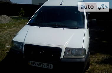 Fiat Scudo груз. 2006 в Вінниці