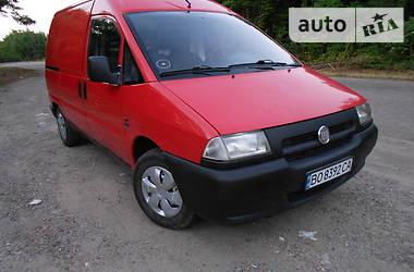 Fiat Scudo груз. 1999 в Залещиках
