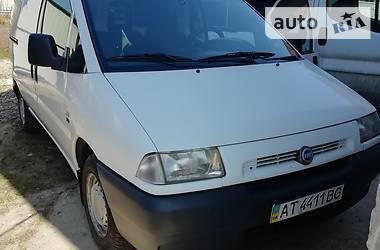 Fiat Scudo груз. 2003 в Коломые