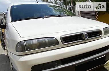 Легковой фургон (до 1,5 т) Fiat Scudo груз. 2003 в Житомире