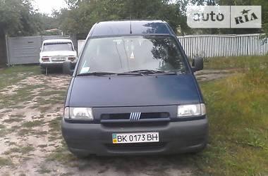 Fiat Scudo пасс. 1998 в Дубровице