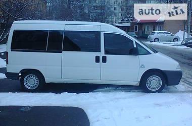 Fiat Scudo пасс. 2002 в Черкассах