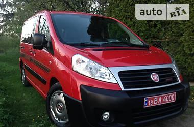 Fiat Scudo пасс. 2010 в Ровно