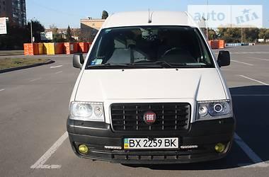 Fiat Scudo пасс. 2006 в Каменец-Подольском