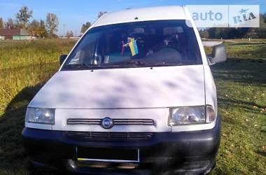 Fiat Scudo пасс. 1999 в Луцке