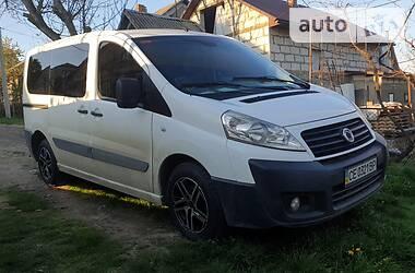 Fiat Scudo пасс. 2008 в Черновцах