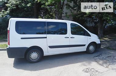 Fiat Scudo пасс. 2006 в Киеве