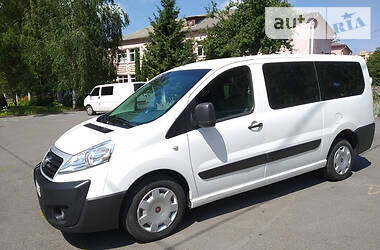 Fiat Scudo пасс. 2015 в Ровно