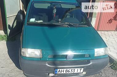 Fiat Scudo пасс. 1999 в Мариуполе