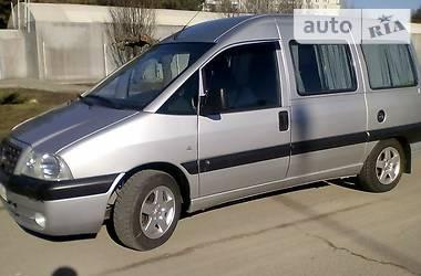 Fiat Scudo пасс. 2006 в Запорожье