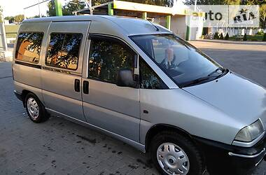 Fiat Scudo пасс. 1999 в Волочиске