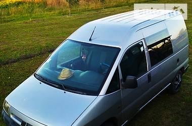 Fiat Scudo пасс. 2000 в Ратным