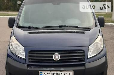 Fiat Scudo пасс. 2007 в Ковеле