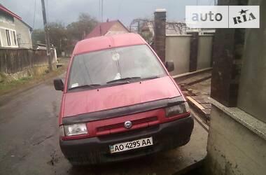 Fiat Scudo пасс. 2001 в Ужгороде