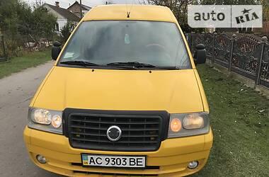 Fiat Scudo пасс. 2005 в Луцке
