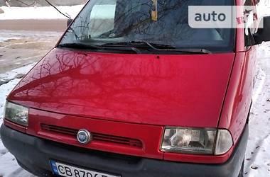 Минивэн Fiat Scudo пасс. 2002 в Талалаевке