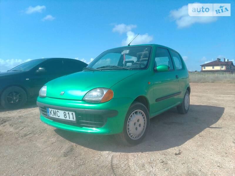 Fiat Seicento 1998 в Сребном