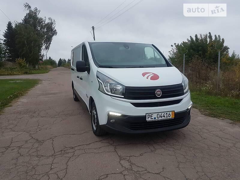 Fiat Talento груз. 89 kw