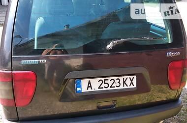 Fiat Ulysse 1999 в Бурштыне