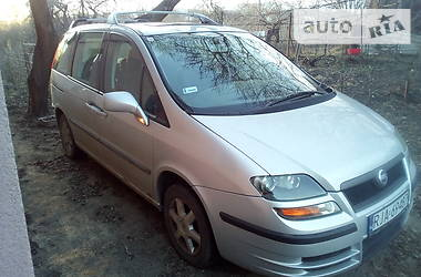 Fiat Ulysse 2003 в Радомышле