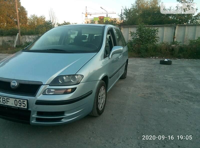 Fiat Ulysse 2004 в Тернополе