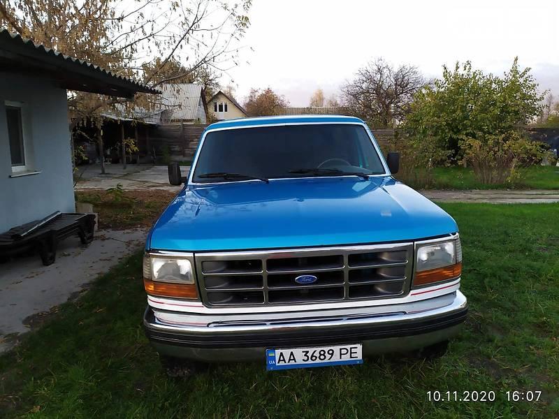 Ford Bronco 1992 в Киеве