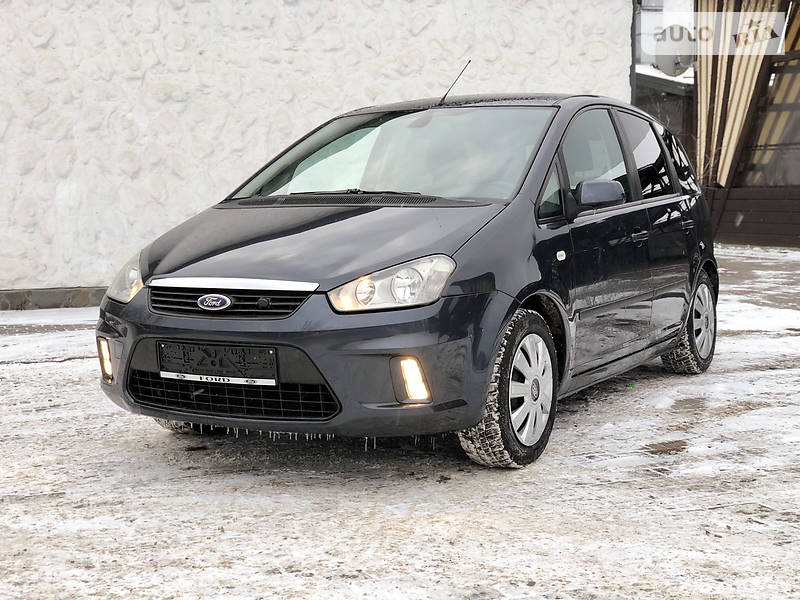 Ford C-Max SVIZA  STAN IDEAL