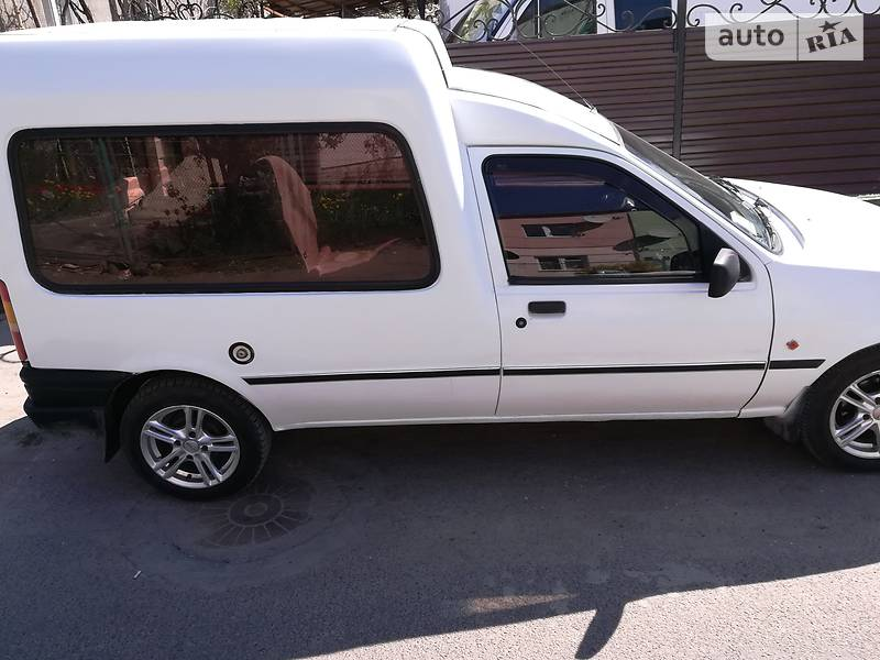 Ford Courier 1992 в Луцке