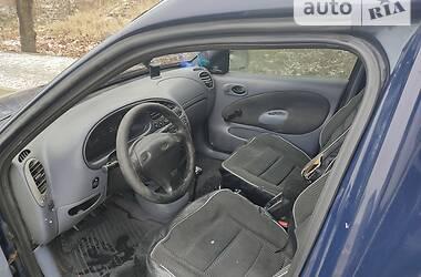 Легковий фургон (до 1,5т) Ford Courier 1996 в Кривому Розі