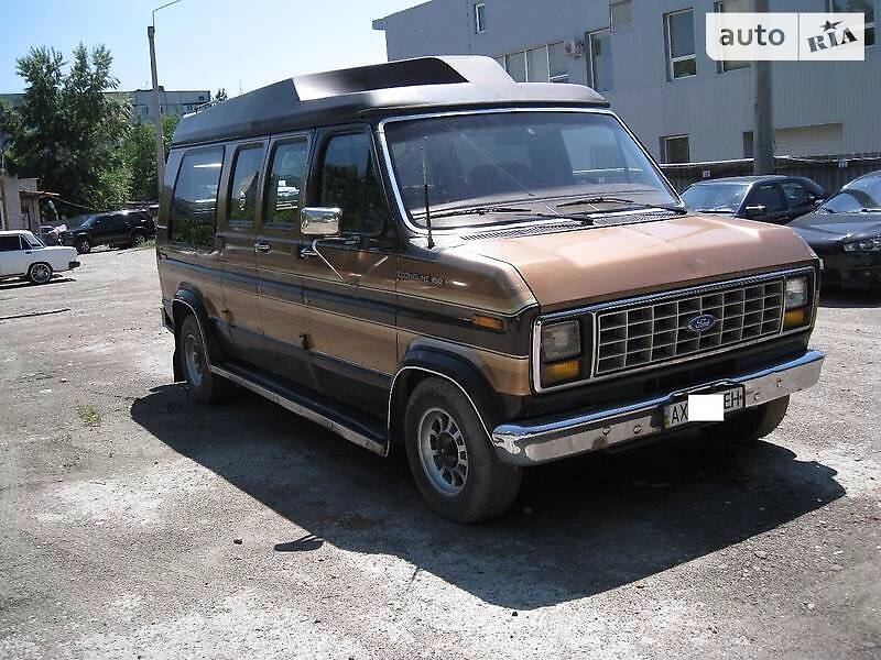 Ford Econoline 1989 в Харькове