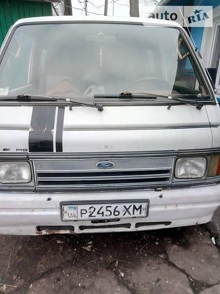 Ford Econovan 1987 года в Ивано-Франковске
