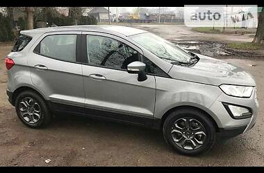 Хэтчбек Ford EcoSport 2020 в Ивано-Франковске