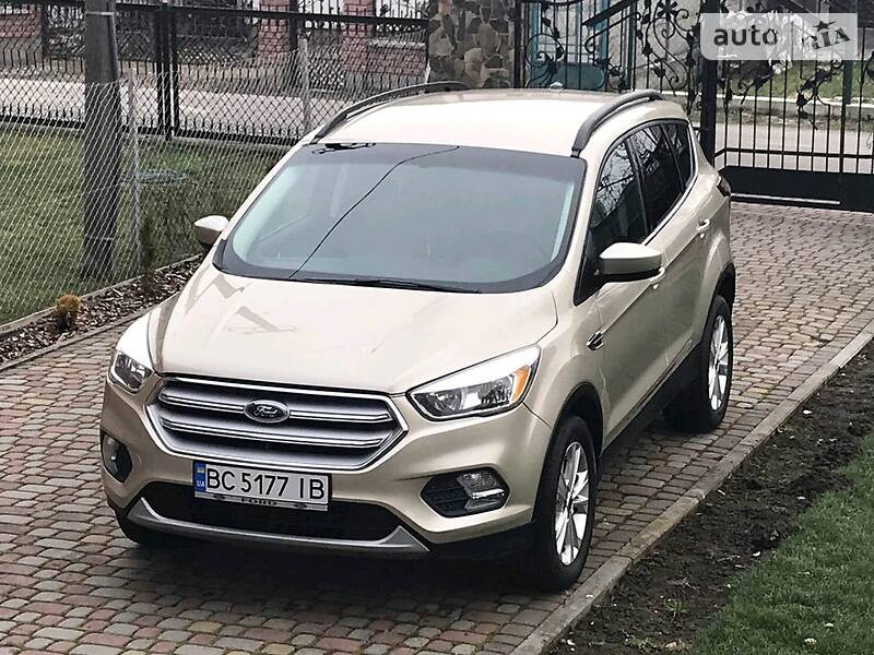 Ford Escape 2018 в Львове