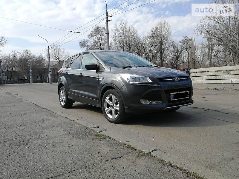 Позашляховик / Кросовер Ford Escape 2014 в Сєверодонецьку