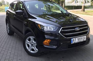 Позашляховик / Кросовер Ford Escape 2018 в Івано-Франківську