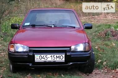 Ford Escort 1986 в Черновцах
